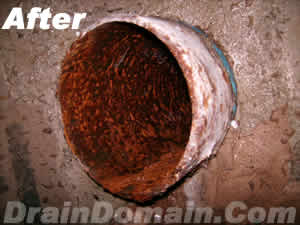 www.draindomain.com_corroded cast iron pipe