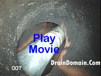 drain patch liner repair movie